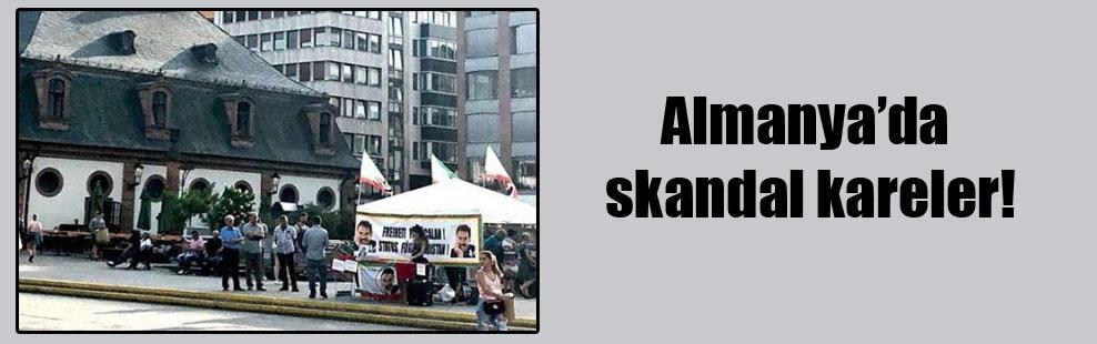 Almanya'da skandal kareler!