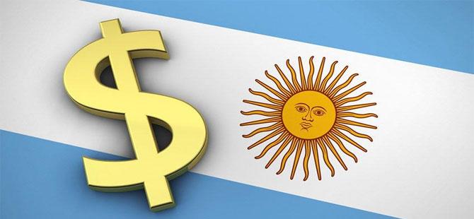 Arjantin faizleri uçurdu