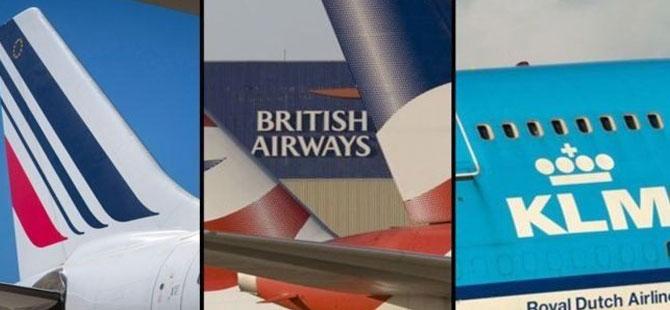 500 bin yolcusunun bilgileri çalınan British Airways'e rekor ceza: 230 milyon euro