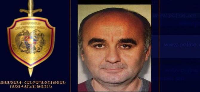 FETÖ'cü Öksüz Ermenistan'da yakalandı