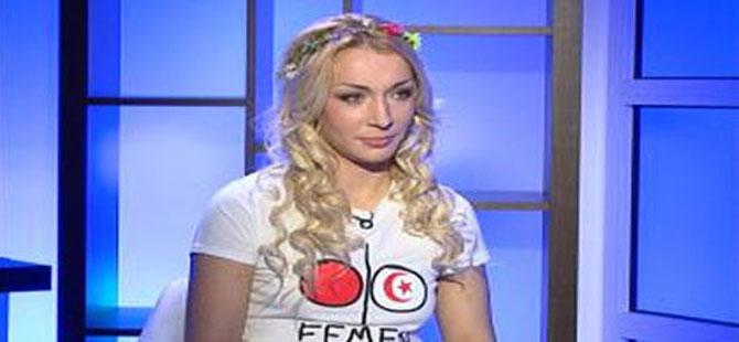 FEMEN'e tehdit!