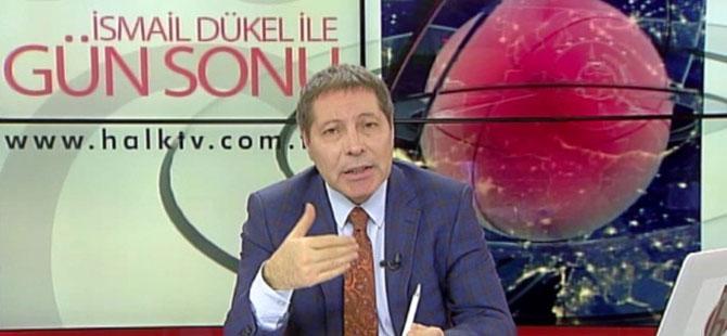 Halk TV'de İsmail Dükel'in görevine son verildi