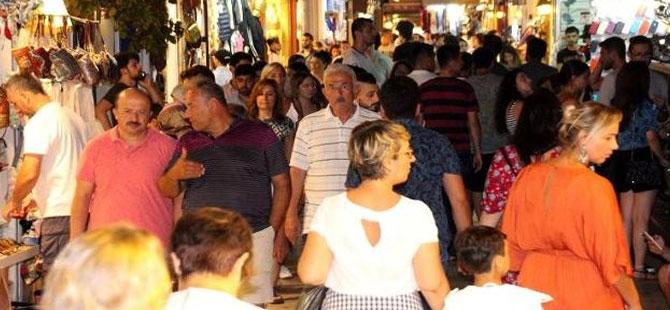 Muğla'nın nüfusu İstanbul'a yaklaştı