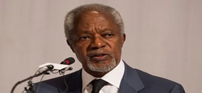 BM eski Genel Sekreteri Kofi Annan hayatını kaybetti!