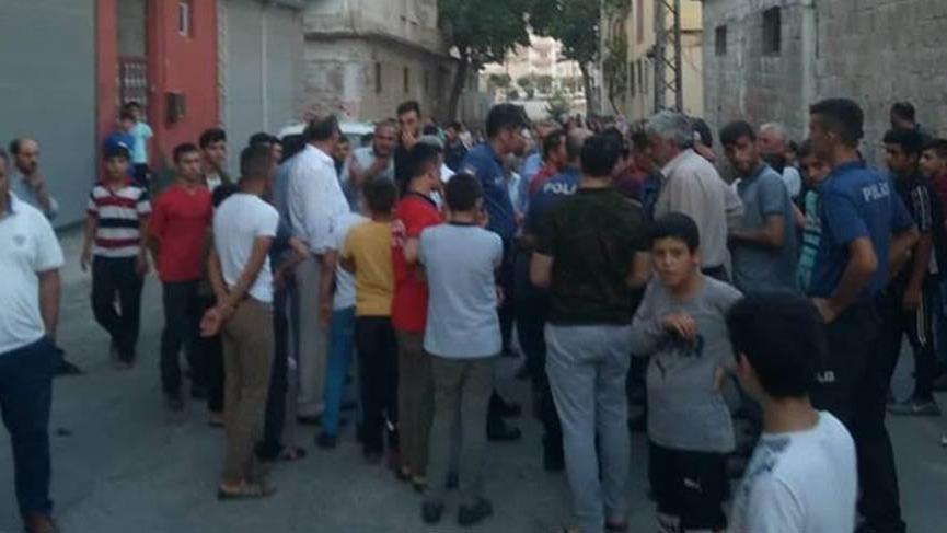 Gaziantep'te yine tehlikeli gerginlik… Taciz iddiası mahalleliyi sokağa döktü