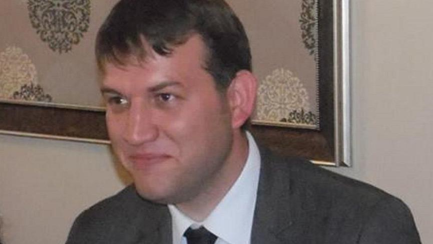 Mardin eski Vali Yardımcısı Ersöz Bylock'tan tutuklandı