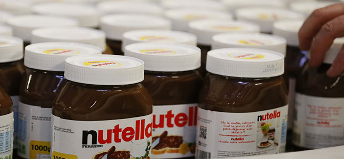 Ordu'daki sel Nutella'yı da vurdu