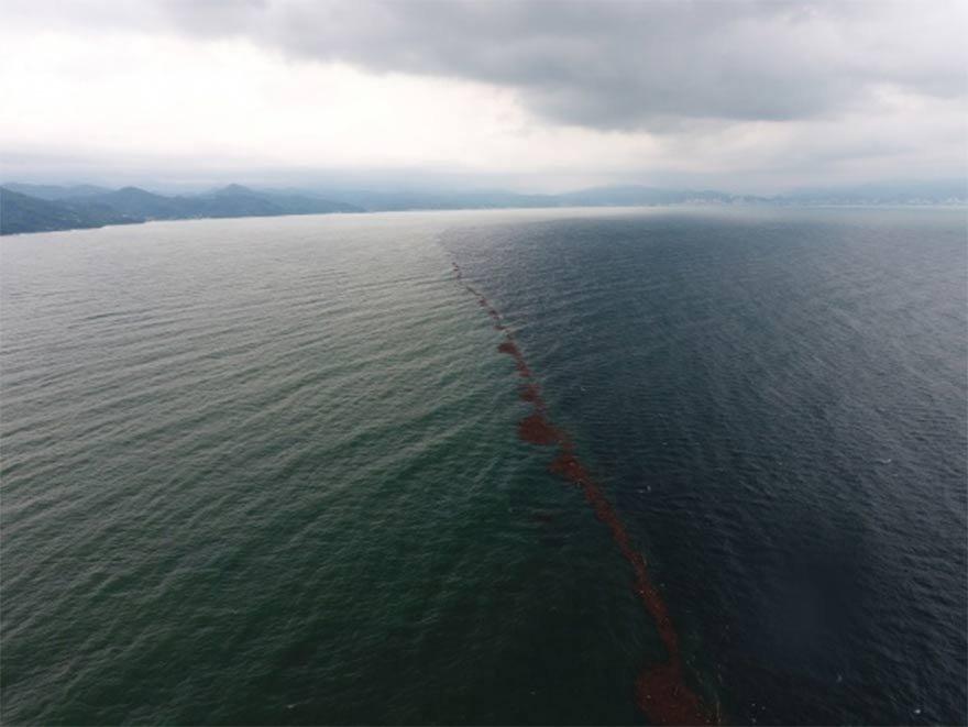 Karadeniz ikiye bölündü!
