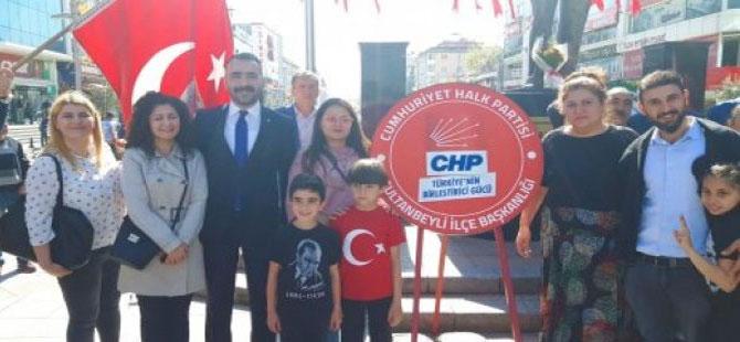Sultanbeyli'de 30 Ağustos Zafer Bayramı töreninde Atatürk'ün adı anılmadı!