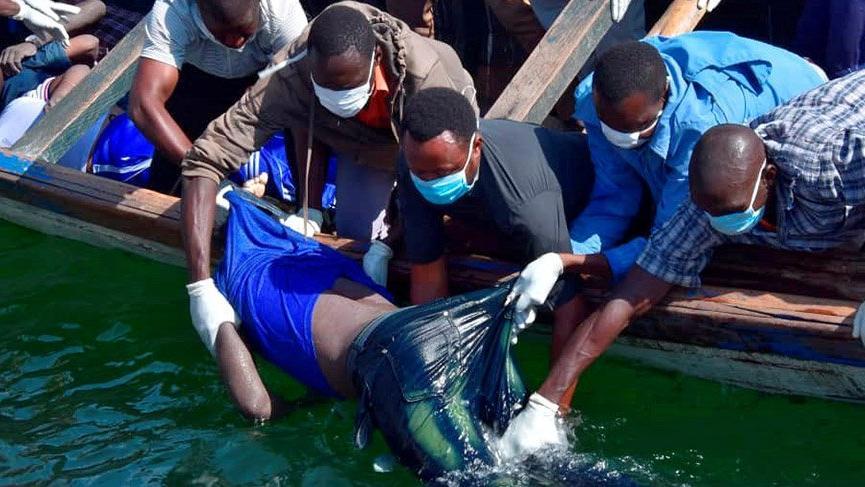 Tanzanya'daki feribot faciasında ölü sayısı 224'e yükseldi