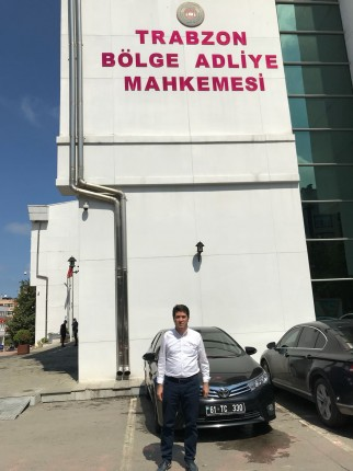 Trabzon Bölge Adliye Mahkemesi - Ahmet Kaya1