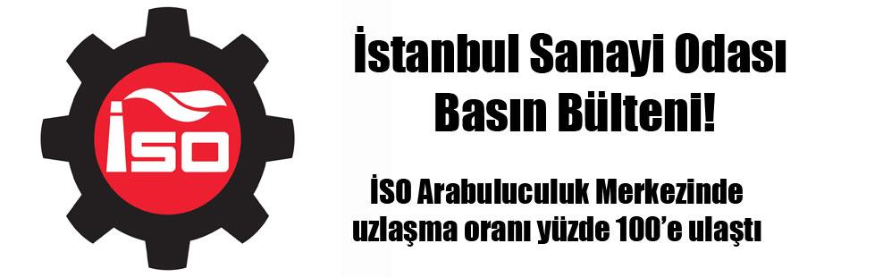 İstanbul Sanayi Odası Basın Bülteni!