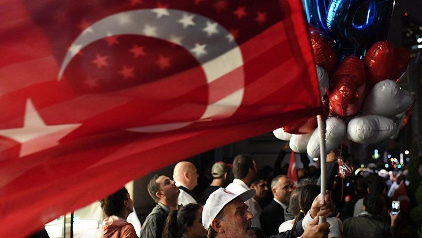 ABD yaptırımlarından sonra Türkler Rusya'ya daha yakın