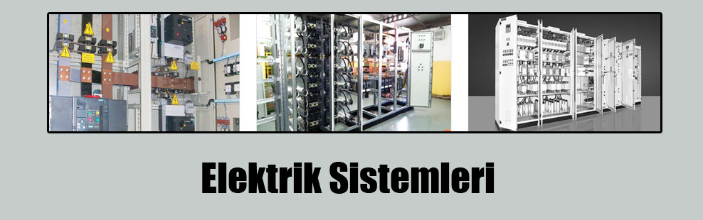 Elektrik Sistemleri