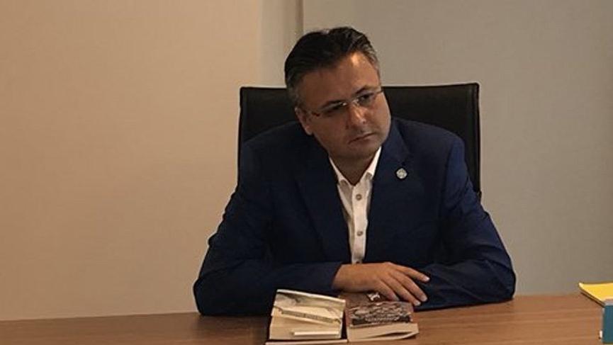 İYİ Parti İstanbul Milletvekili Fatih Mehmet Şeker istifa etti