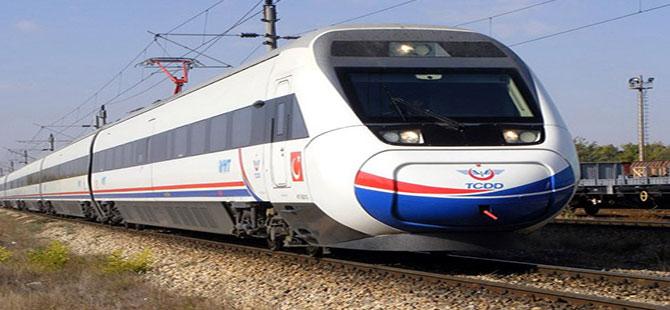 2016 yılında hizmete girmesi gereken Ankara-Bursa Hızlı Treni başka bahara kaldı