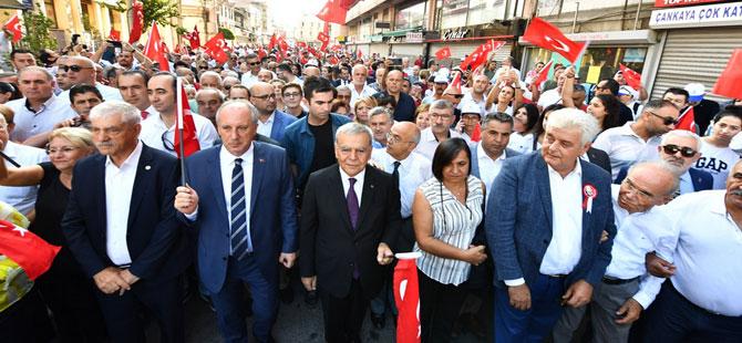 İnce'den İzmir mesajı!