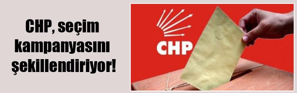 CHP, seçim kampanyasını şekillendiriyor!