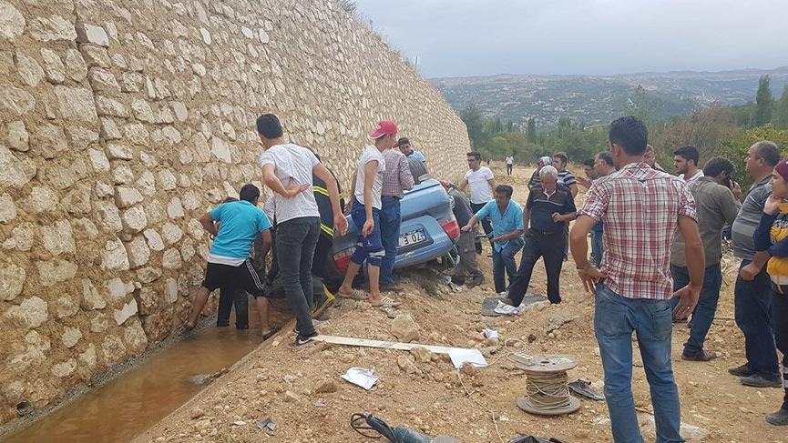Karaman'da feci kaza! Bir aile yok oldu