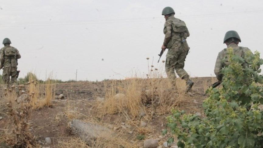 Kuzey Irak'tan acı haber: Bir şehit dört yaralı
