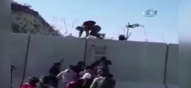 İdlib'den kaçanlar Hatay'a giriyor