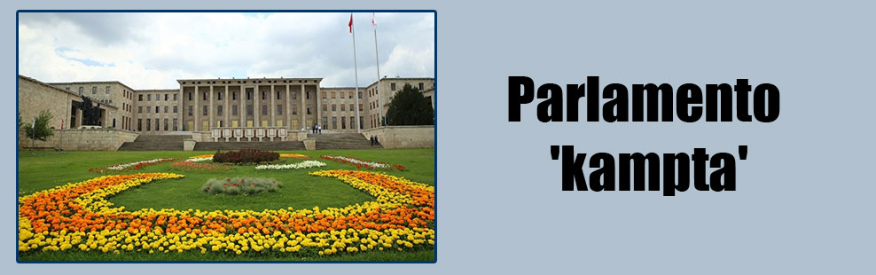 Parlamento 'kampta'