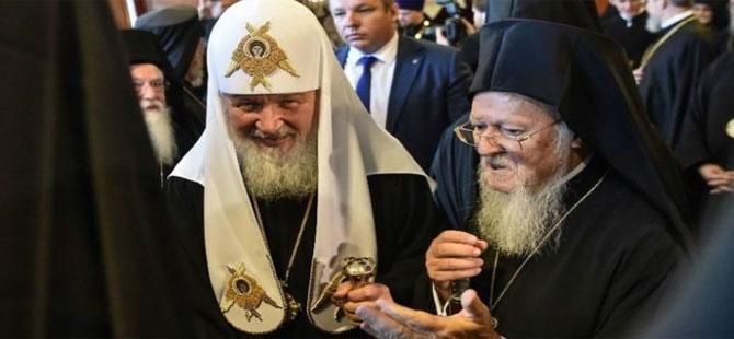 Rus Ortodoks Kilisesi, İstanbul Fener Rum Patrikhanesi'yle ilişkilerini kesti