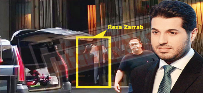 Zarrab'ın Manhattan turu: New York'ta lüks hayat