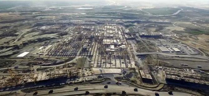 3. havalimanına terminal oteli geliyor!
