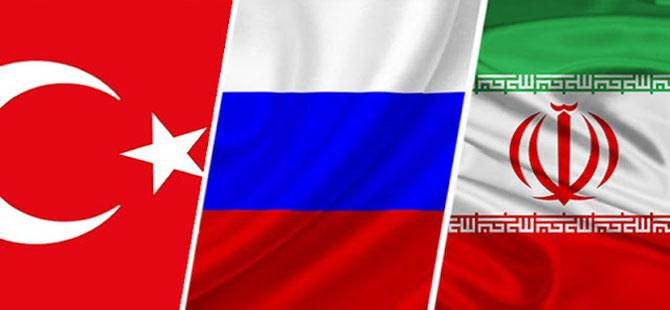 Türkiye, İran ve Rusya'dan önemli ticaret anlaşması