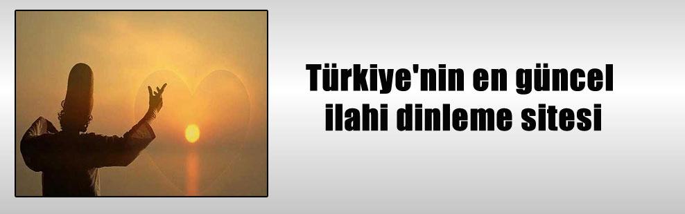 Türkiye'nin en güncel ilahi dinleme sitesi