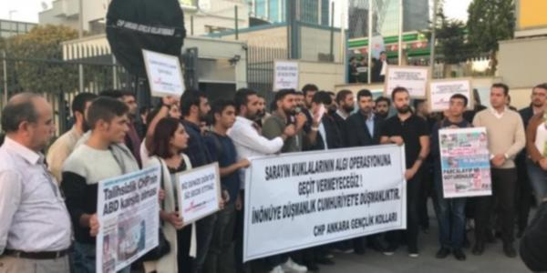 CHP'den Hürriyet'e protesto