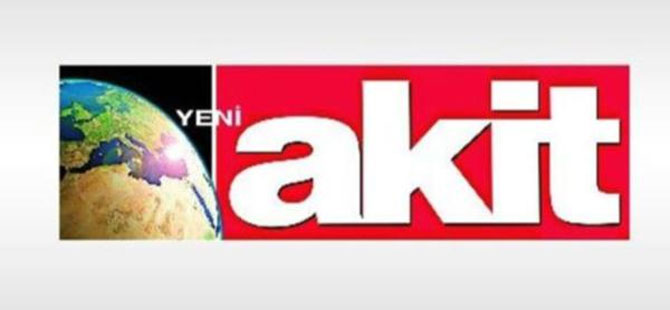 Akit gazetesi: Hilafetin yeniden tesisi hayal değil, Akit'e çemkirenler bunu böyle bilsin!