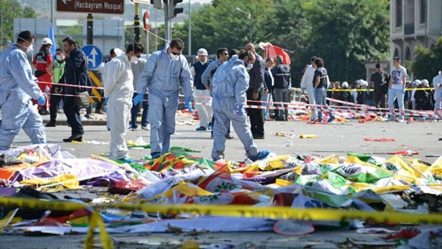 Ankara Garı katliamının 3. yıl dönümü