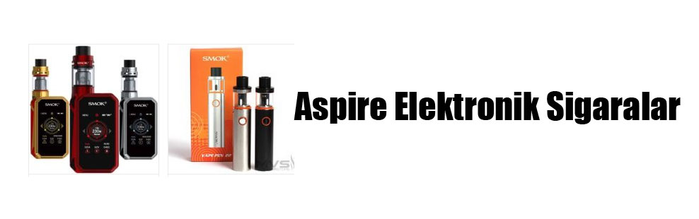 Aspire Elektronik Sigaralar