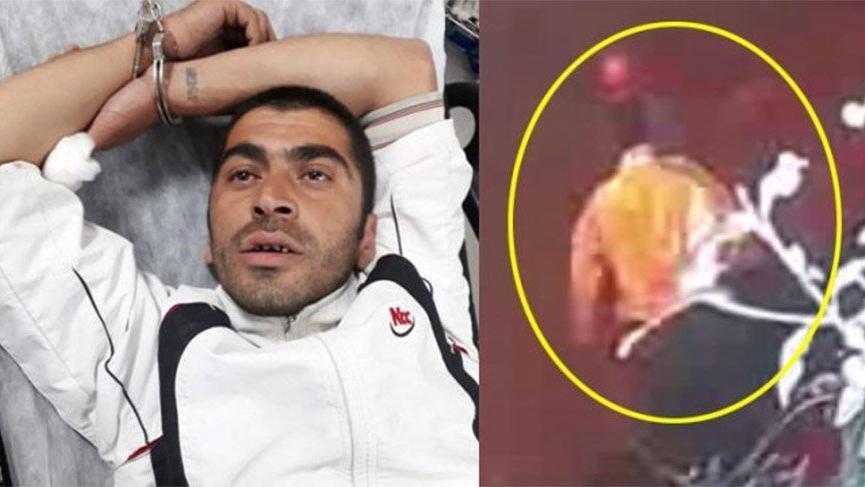 Kadıköy'de 11 kişiyi bıçaklayan cezaevi firarisi tutuklandı