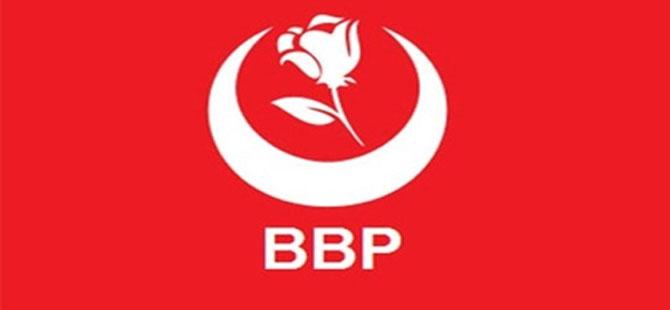 BBP'den seçim kararı