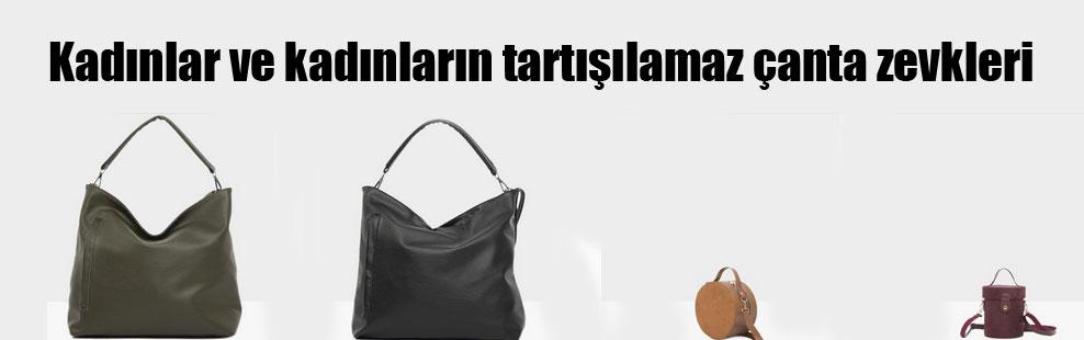 Kadınlar ve kadınların tartışılamaz çanta zevkleri