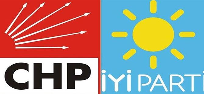 Aydın'da İYİ Parti ile CHP'den istifa eden 30 kişi AKP'ye katıldı