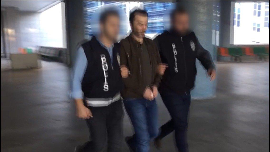 Eski medya patronu 'mafyadan' tutuklandı