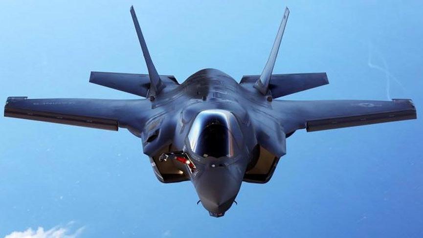 ABD yeni Türk pilotlara 'F-35 eğitimi vermeme kararı aldı'