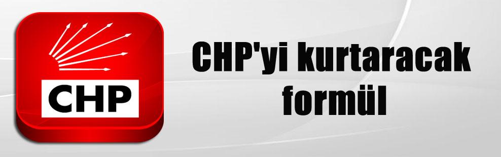 CHP'yi kurtaracak formül