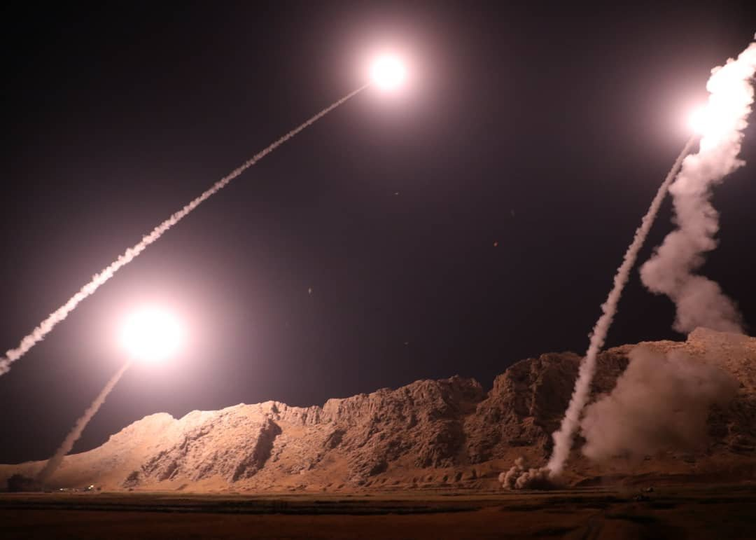 Suriye'de sıcak gelişme… İran, Suriye'yi vurdu