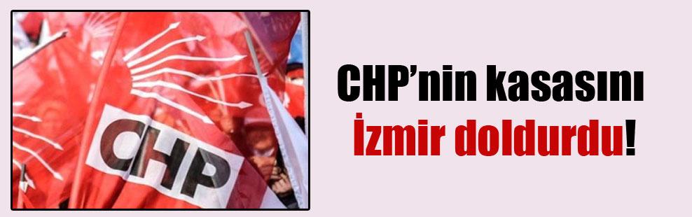 CHP'nin kasasını İzmir doldurdu!