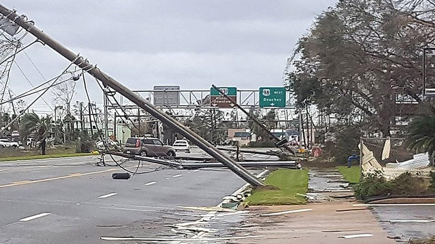 Michael Kasırgası'nın bilancosu artıyor!