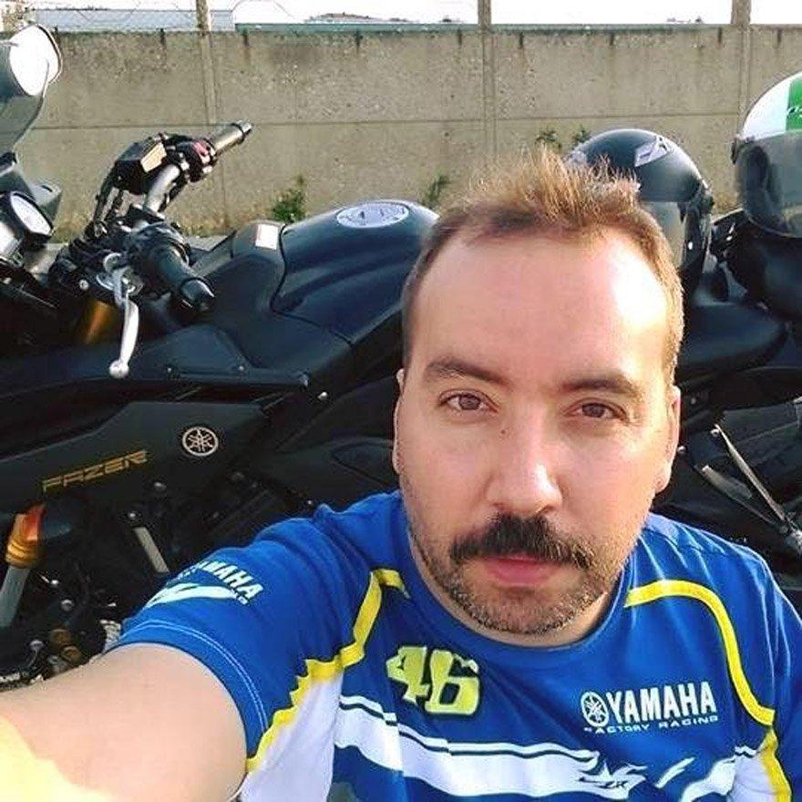 Bursa'da kaza yapan motosiklet sürücüsü hayatını kaybetti