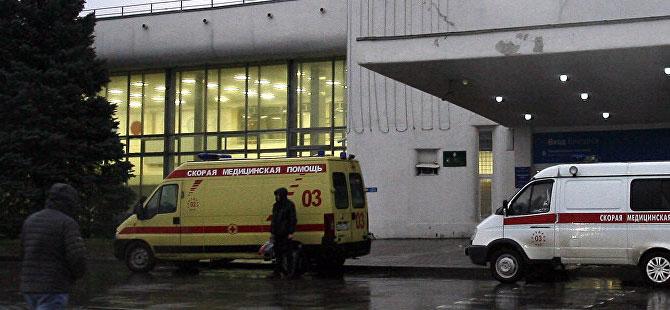 Kırım'da bir okulda patlama: 18 ölü, 47 yaralı