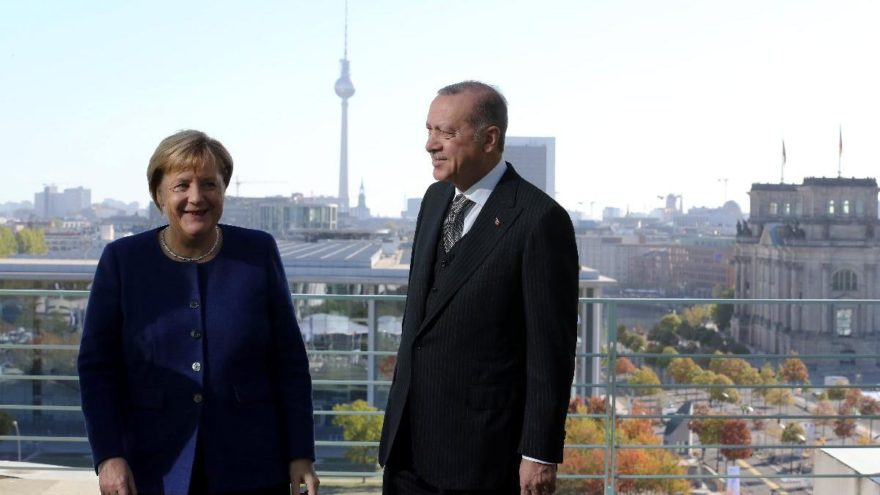 Erdoğan'ın ziyareti Almanya'ya 8.7 milyon euroya mal oldu