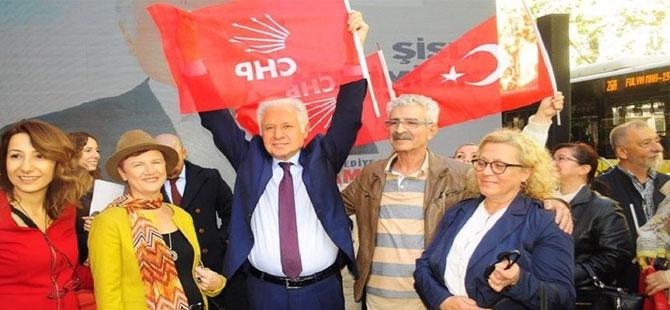 CHP Şişli'ye bir aday daha!