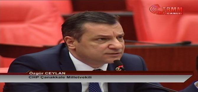 CHP'li Ceylan: MEB ücretli öğretmenleri sömürüyor!